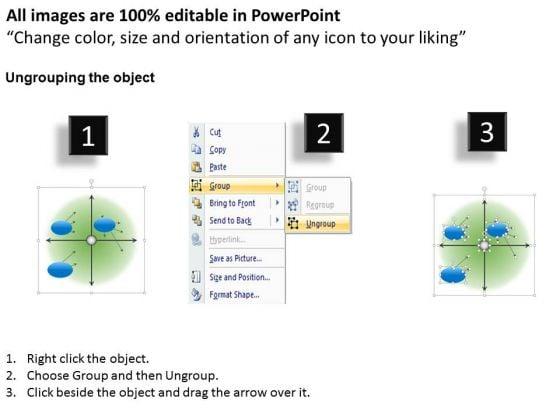 business_diagram_key_performance_indicators_customer_service_powerpoint_ppt_presentation_2