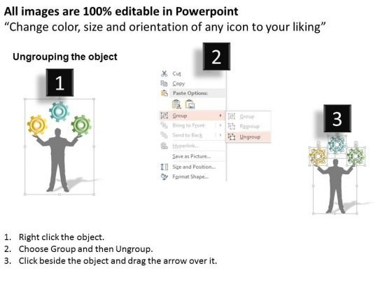 business_diagram_man_juggling_with_gears_presentation_template_2