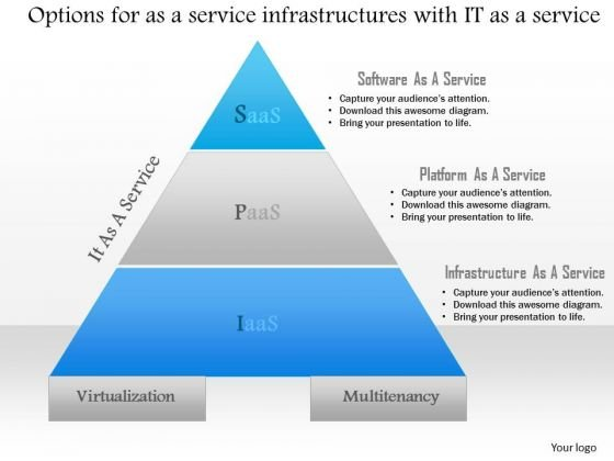 business_diagram_options_for_as_a_service_infrastructures_with_it_as_a_service_ppt_slide_1