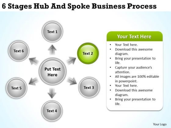 Business Diagram Presentation Process Ppt PowerPoint Templates Backgrounds For Slides