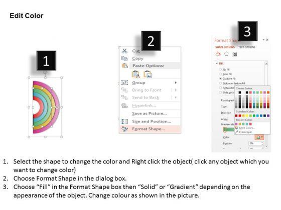 business_diagram_semi_circles_in_rainbow_colors_presentation_template_3