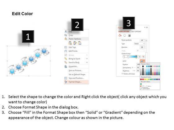 business_diagram_six_options_gear_process_presentation_template_3