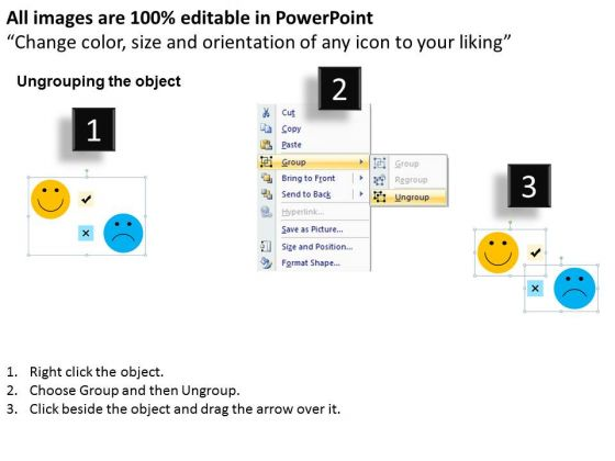 business_diagram_smiley_icons_for_different_moods_presentation_template_2