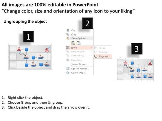 business_diagram_swimlane_diagram_for_functional_units_presentation_template_2