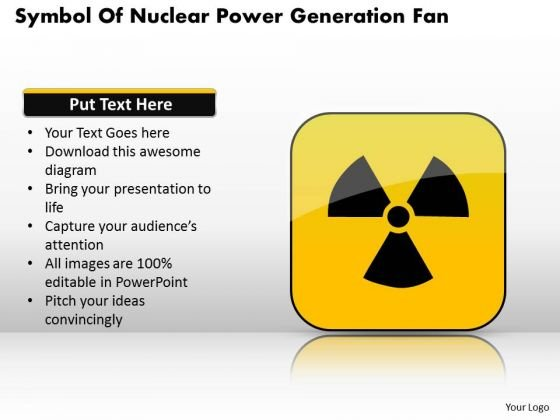 Business diagram symbol of nuclear power generation fan presentation business diagram symbol of nuclear power generation fan presentation template powerpoint templates ccuart Choice Image