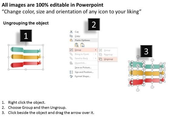 business_diagram_three_colored_text_boxes_representation_powerpoint_template_2