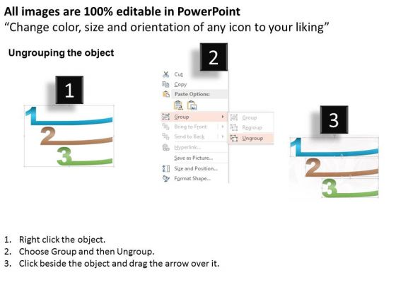 business_diagram_three_numeric_text_boxes_for_data_representation_powerpoint_template_2