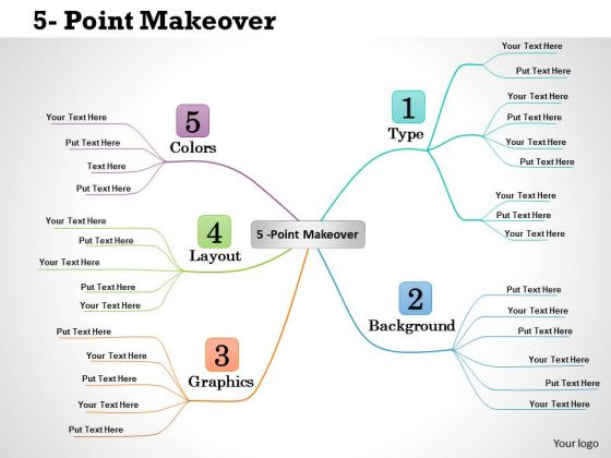 Business Diagram Visual Information PowerPoint Ppt Presentation