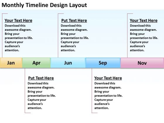 Business diagrams templates monthly timeline design laypout business diagrams templates monthly timeline design laypout powerpoint slides powerpoint templates toneelgroepblik Image collections