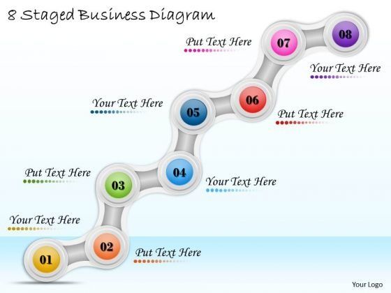Business Expansion Strategy 8 Staged Diagram Strategic Plan Format