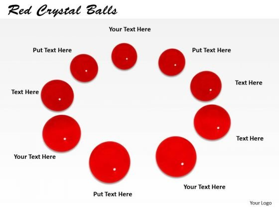 Business Expansion Strategy Red Crystal Balls Pictures Images