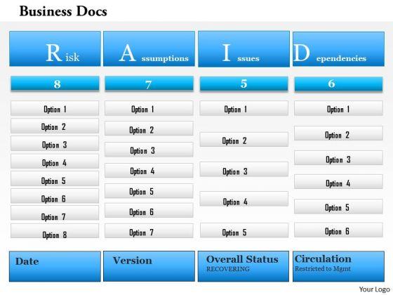 Business Framework Business Doc1 PowerPoint Presentation