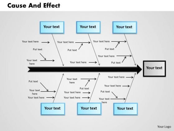 Business Framework Cause And Effect PowerPoint Presentation