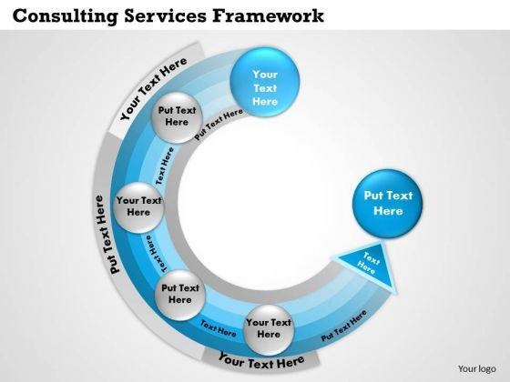 Business Framework Consulting Services Framework PowerPoint Presentation