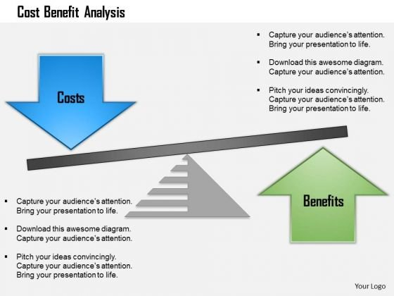 Business Framework Cost Benefit Analysis PowerPoint Presentation