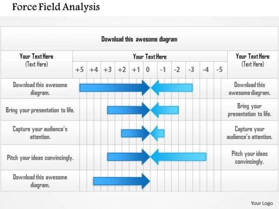 Business Framework Force Field Analysis PowerPoint Presentation