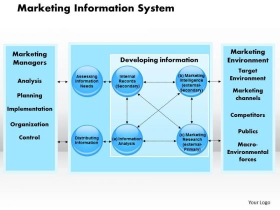 Business Framework Marketing Information System PowerPoint Presentation