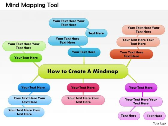 Business Framework Mind Mapping Tool PowerPoint Presentation