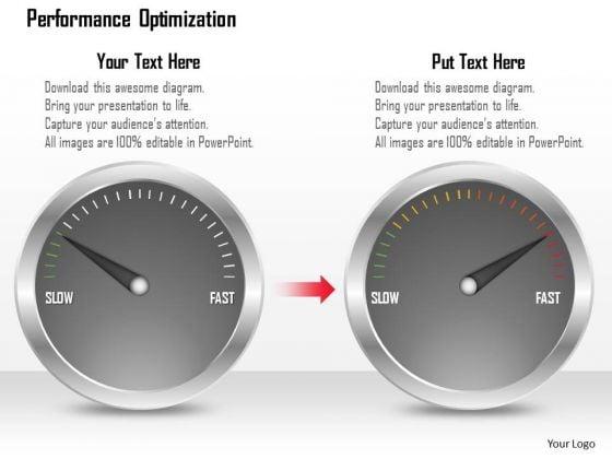 Business Framework Performance Optimization PowerPoint Presentation
