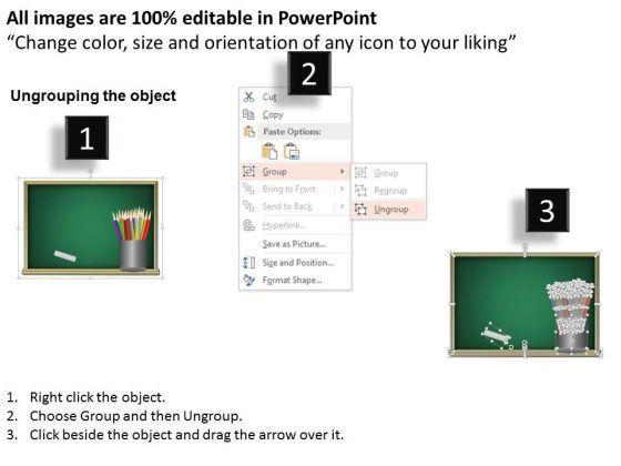 business_framework_powerpoint_blackboard_powerpoint_presentation_2