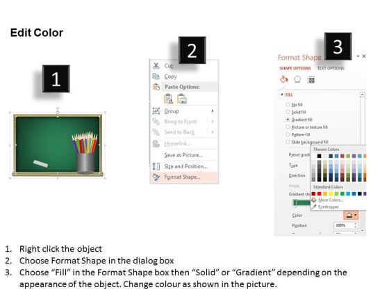 business_framework_powerpoint_blackboard_powerpoint_presentation_3