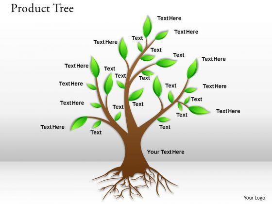 Business Framework PowerPoint Tree PowerPoint Presentation