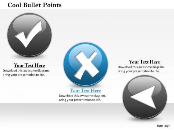 Business Framework Presentation Sample Bullet Points PowerPoint Presentation
