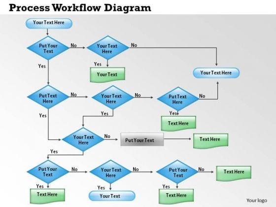 Business Framework Process Workflow Diagram PowerPoint PowerPoint Presentation