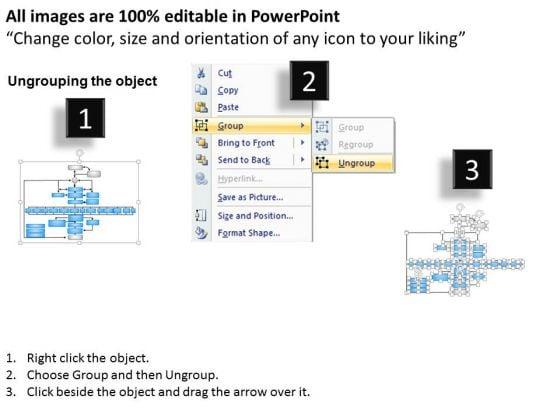 business_framework_project_management_flow_chart_powerpoint_presentation_2