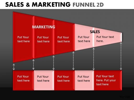 Business Funnel Diagram PowerPoint Slides For Sales Marketing Strategy