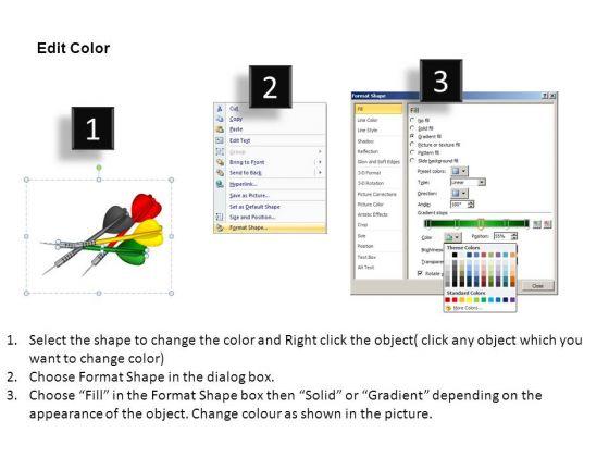 business_goals_target_bullseye_powerpoint_templates_editable_ppt_slides_3