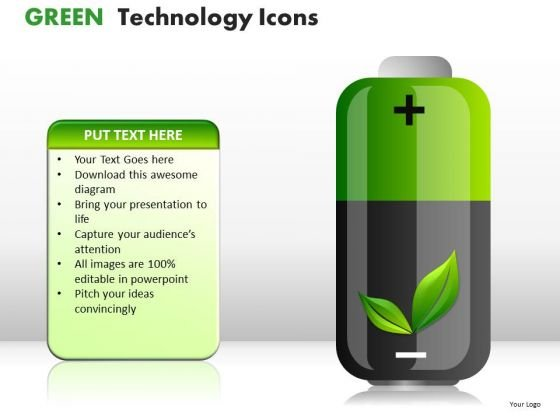 Business Green Technology Icons PowerPoint Slides And Ppt Diagram Templates