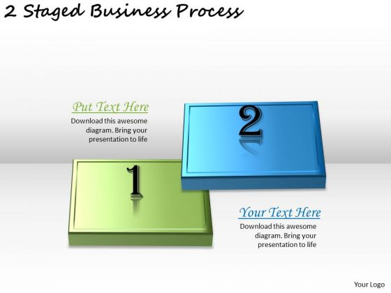Business Growth Strategy 2 Staged Process Marketing Strategies