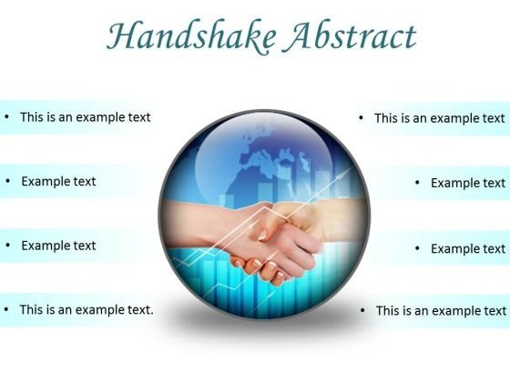 Business Handshake PowerPoint Presentation Slides C