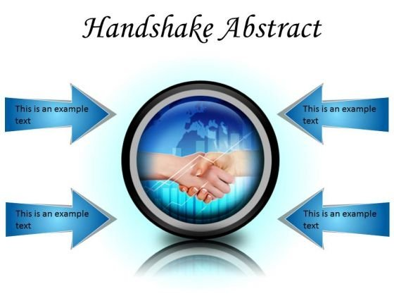 Business Handshake PowerPoint Presentation Slides Cc