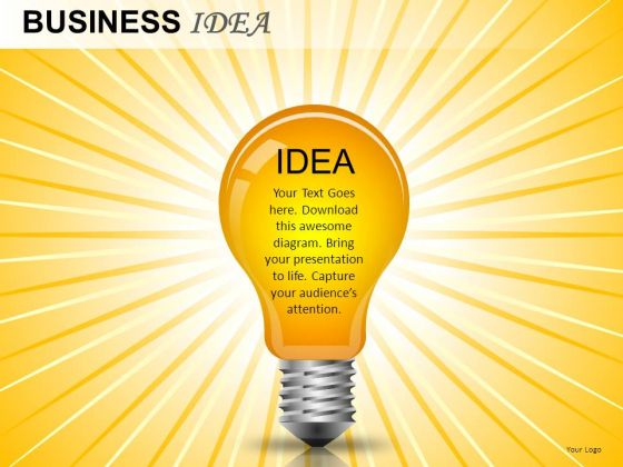 Business Idea PowerPoint Slides And Ppt Diagram Templates