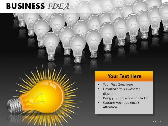 Business Innovation PowerPoint Ppt Presentations