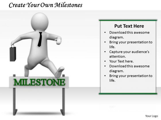 Business Integration Strategy Create Your Own Milestones Basic Concepts