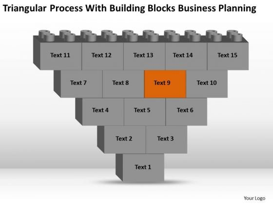 Business Intelligence Architecture Diagram PowerPoint Templates Backgrounds For Slides