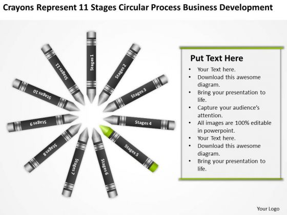 Business Intelligence Architecture Diagram Process Development PowerPoint Template