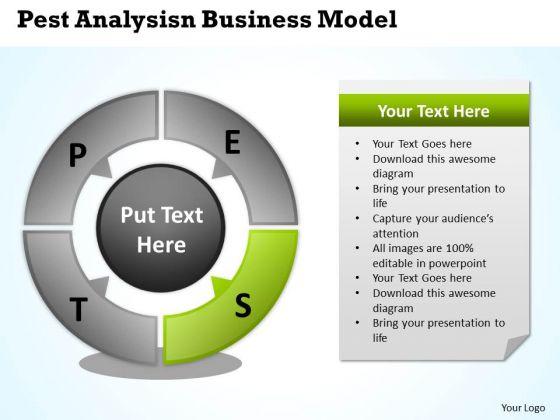 Business Intelligence Diagram PowerPoint Presentations Model Ppt Slides
