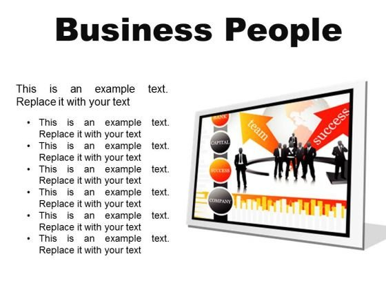 Business Leadership PowerPoint Presentation Slides F