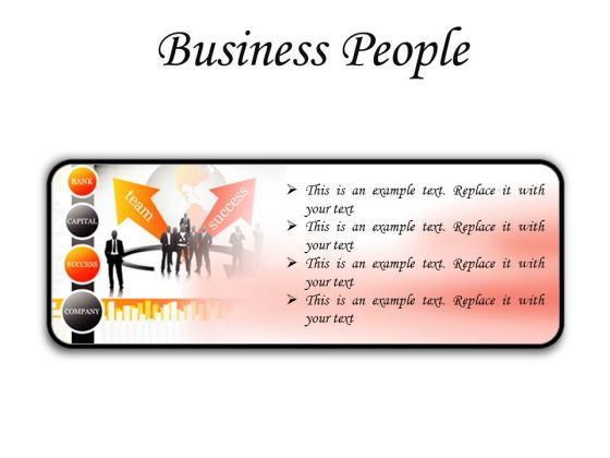 Business Leadership PowerPoint Presentation Slides R