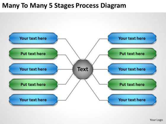 Business Life Cycle Diagram Stages Process PowerPoint Templates Ppt Backgrounds For Slides