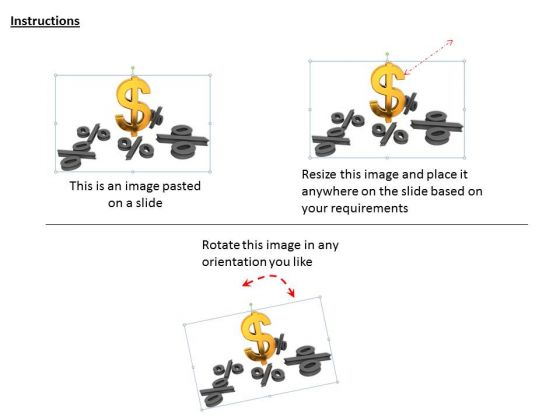 business_management_strategy_dollar_value_percentage_clipart_images_2