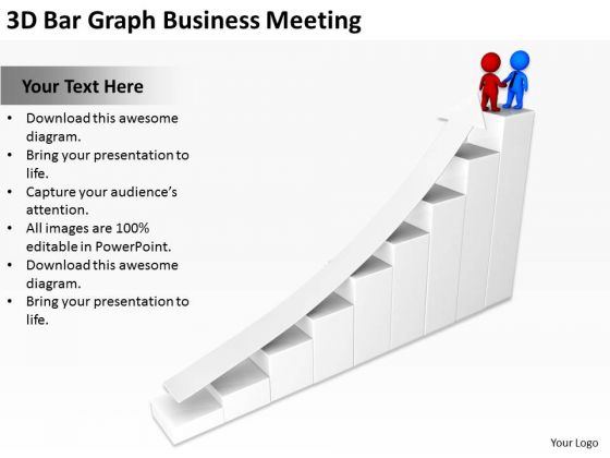 Business Men PowerPoint Templates Meeting Ppt Backgrounds For Slides