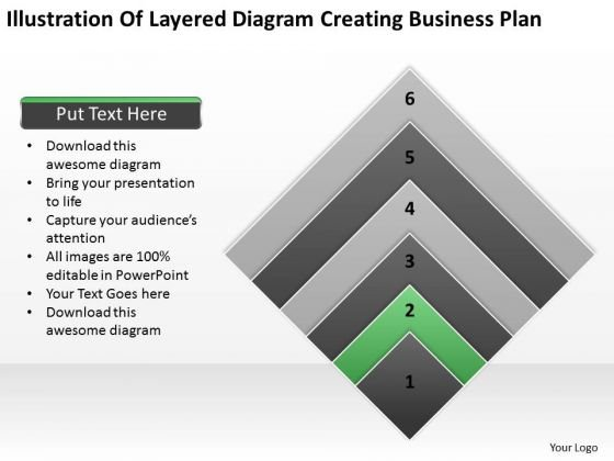 Business Network Diagram Examples Of Layered Creating Plan Ppt PowerPoint Slides
