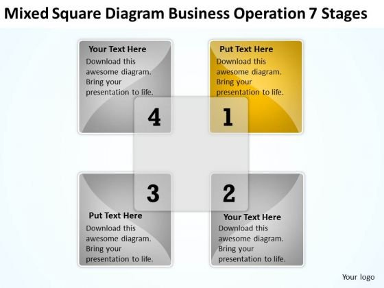 Business Operation 7 Stages Ppt Real Estate Investment Plan PowerPoint Templates