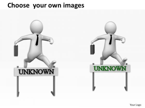 business_people_clipart_overcome_unknown_error_reach_target_powerpoint_templates_2