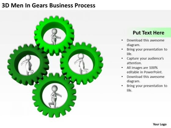 Business People Clipart Templates Process PowerPoint Ppt Backgrounds For Slides
